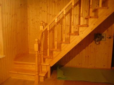 Предложение: Изготовление лестниц для дачи,коттеджа в Реутове - Барахла.Нет